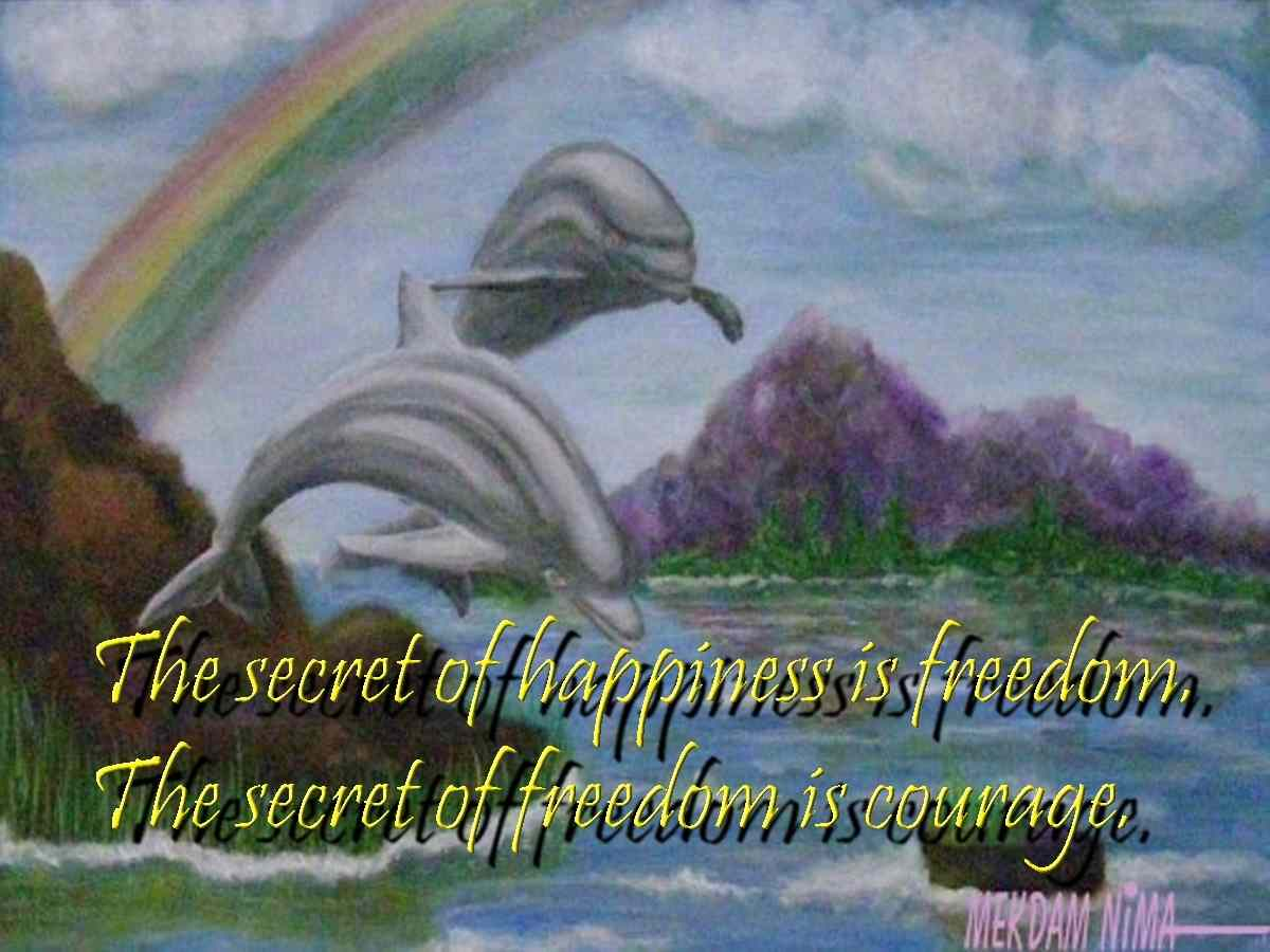 E-Card - Inspiration - Freedom